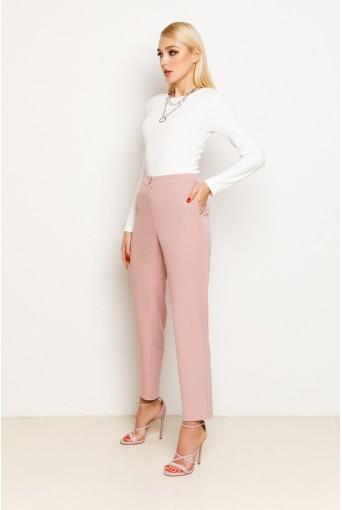 Фрезовые женские прямые брюки